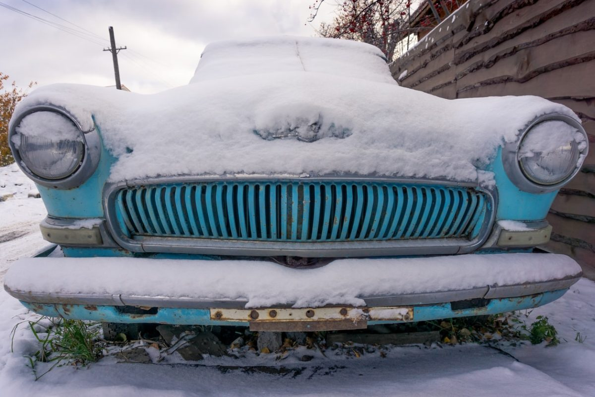 How to Keep Your Classic Car in Shape During the Winter