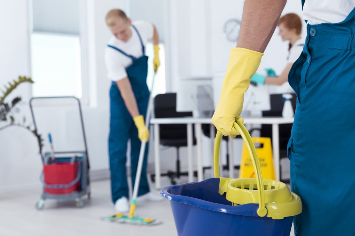 Commercial Cleaning Service Compliance Standards from OSHA